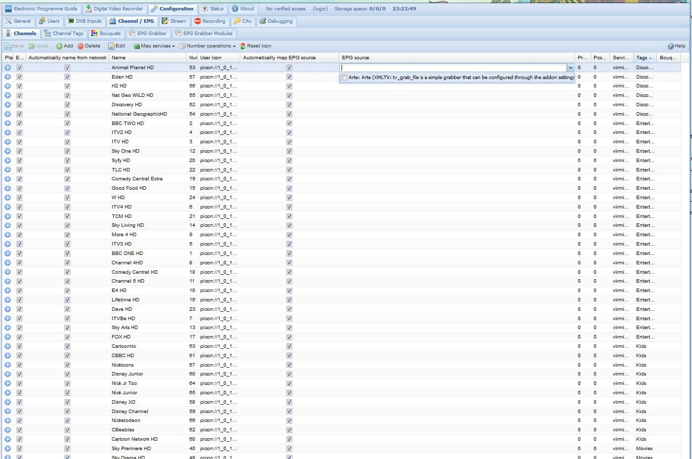 WebGrab+Plus - Seite 14 - Add-on Support - LibreELEC Forum