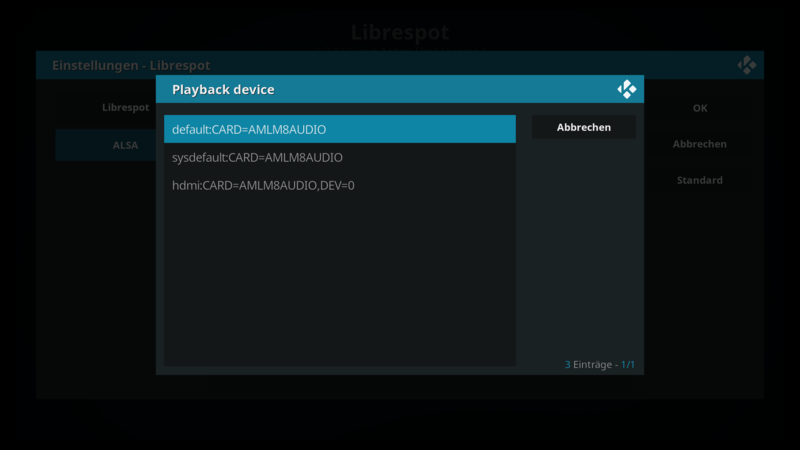 Librespot addon - Page 21 - Add-on Support - LibreELEC Forum