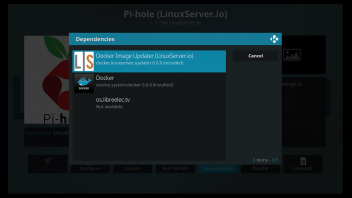 Implemented) Pi-Hole - Feature Requests - LibreELEC Forum