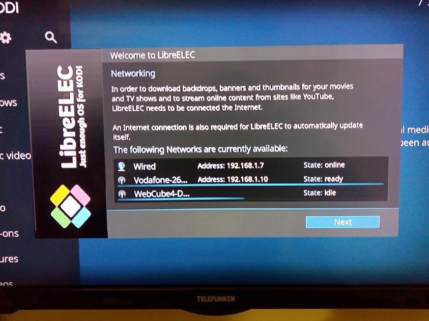 LibreELEC 9 X / Kodi 18 X for Minix X8,X8H,X8H+ - Page 5 - Amlogic
