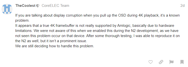 S905X2 fundamental hardware problem? - Amlogic - LibreELEC Forum