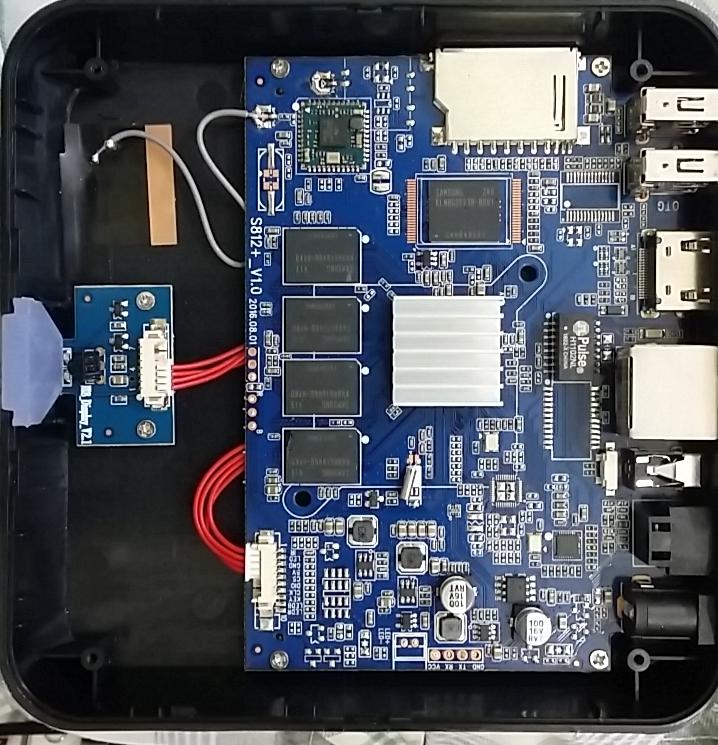 S812] MIII Plus 2Gb\16Gb eMMC - Seite 3 - Amlogic